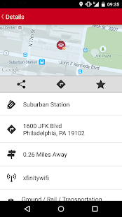 XFINITY WiFi Hotspots- screenshot thumbnail