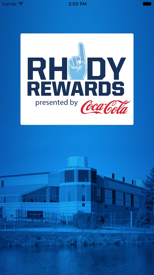 Rhody Rewards- screenshot