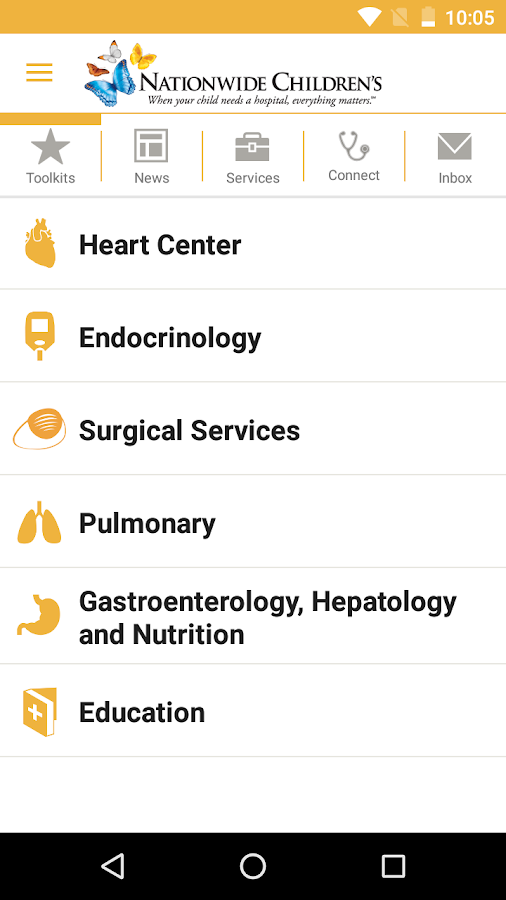 Physician Connect- screenshot
