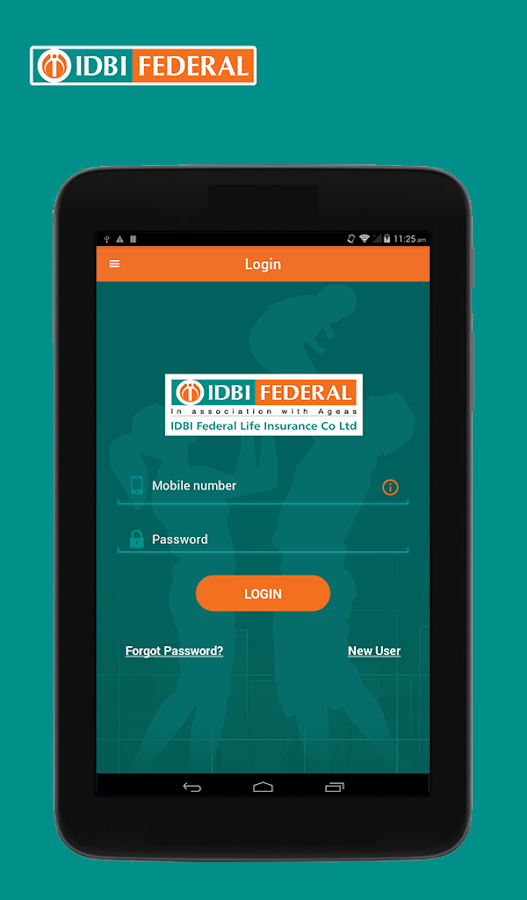IDBI Federal Life Insurance- screenshot