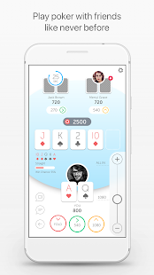 PokerUp: a new way to play - náhled