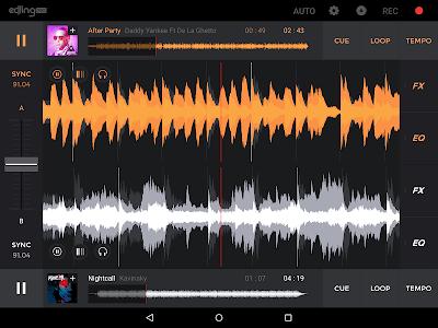 edjing PRO - Music DJ mixer v1.0.9.1