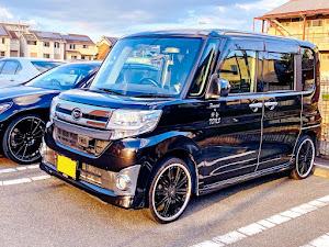 タントカスタム LA610S RS(4WD)のカスタム事例画像 しょーじさんの2020年11月05日06:37の投稿