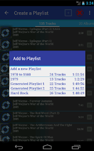 New Playlist Manager screenshot 16
