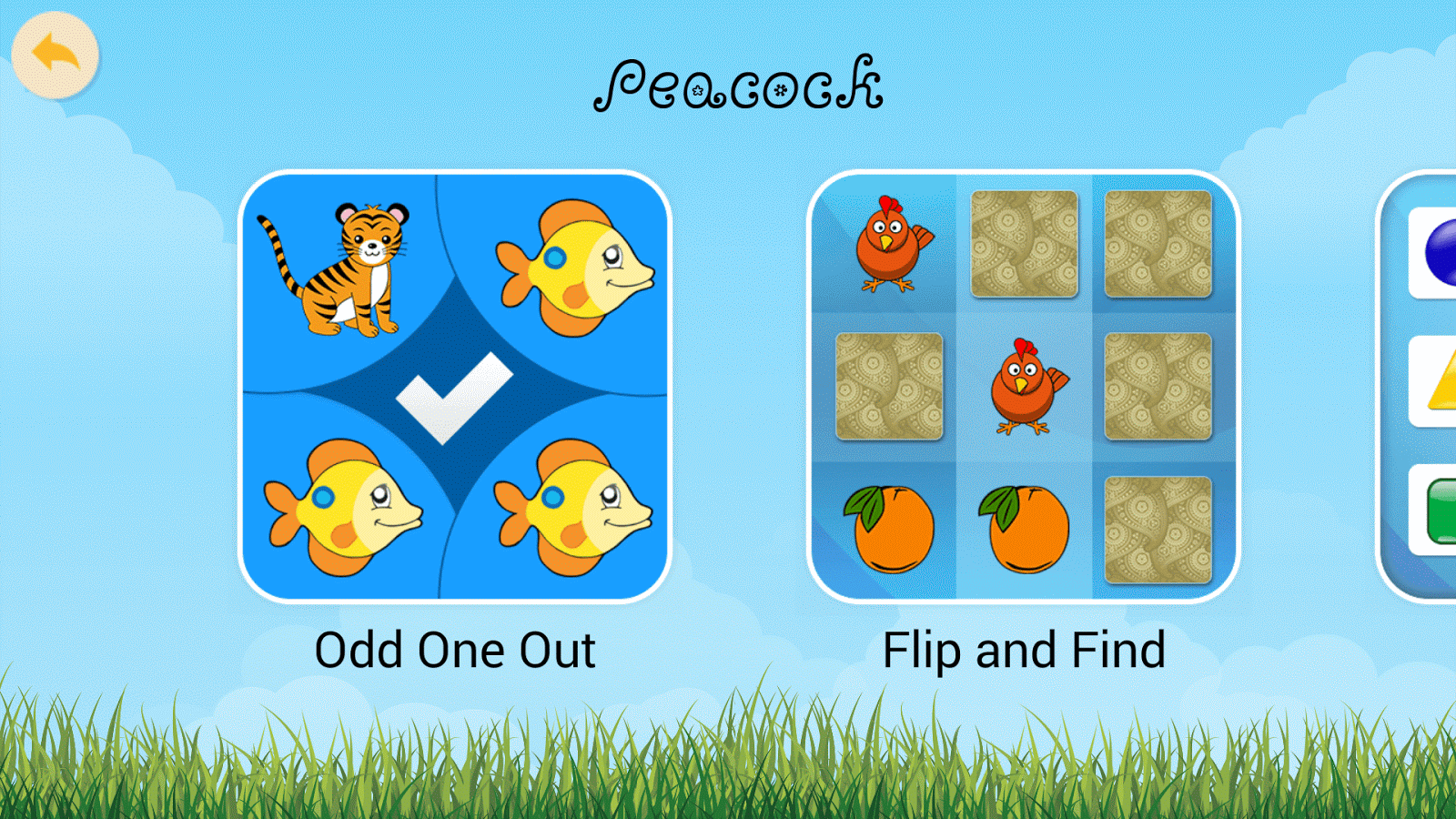 Pre School- screenshot