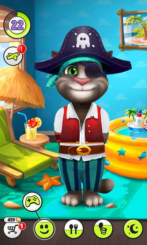 My Talking Tom Screenshot 4