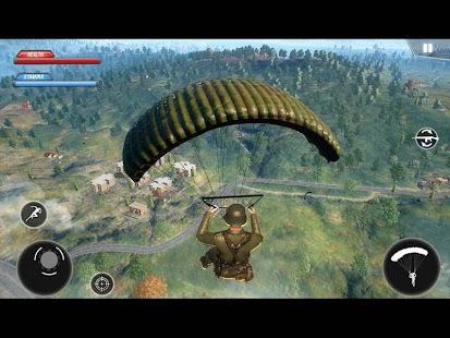 WW2 US Army Commando Survival Battlegrounds Screenshot
