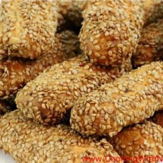 Sesame Seed Cookies - Biscotti Regina.