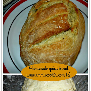 Homemade Quick Bread