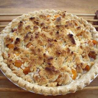 Easy Apricot Pie