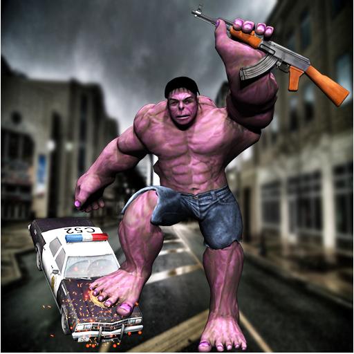 Incredible Superhero Monster City Battle file APK Free for PC, smart TV Download