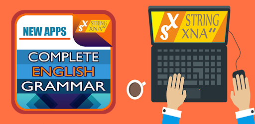 Grammatical collection in English complete with verb dictionary