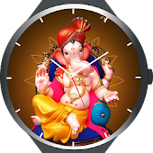 Lord Ganesha Watch Faces