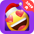 IN Launcher - Love Emojis & GIFs, Themes download