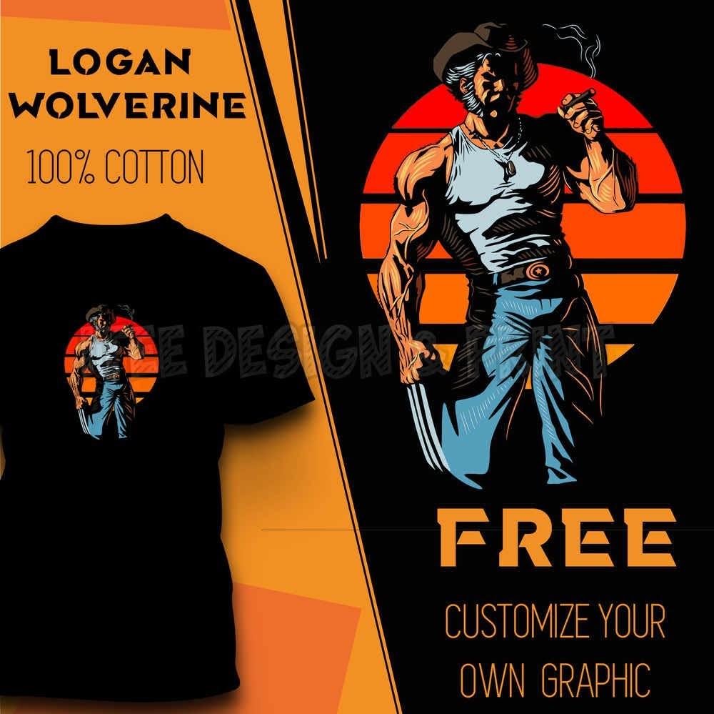 Logan Wolverine 6