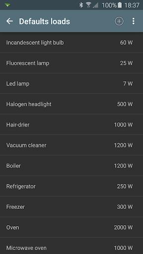 玩工具App|Electrical cost PROKey免費|APP試玩