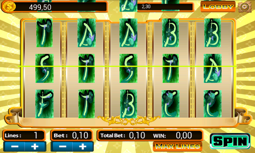 Lucky Lady Charm Slots