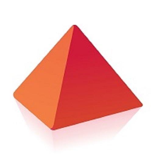 Trigon : Triangle Block Puzzle Game Icon