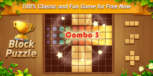 Wood Block Puzzle - Free Classic Block Puzzle Game filehippodl screenshot 8