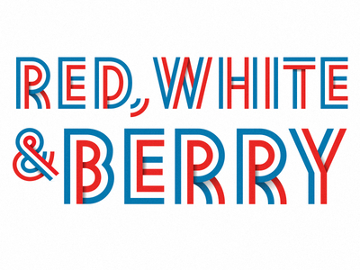 Logo of Smirnoff Red, White & Berry