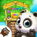 Panda Lu Treehouse - Build & Play with Tiny Pets icon