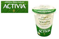 Angebot für ACTIVIA 100% Pflanzlich                                                Vanillegeschmack im Supermarkt - Activia