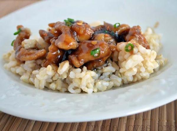 General Tsao's Chicken Recipe