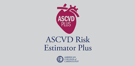 Resultado de imagen para calculadora riesgo cardiovascular ascvd