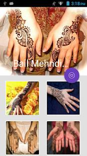 Eid Mehndi Designs - náhled