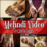 Mehndi Designs Video Trainings Icon