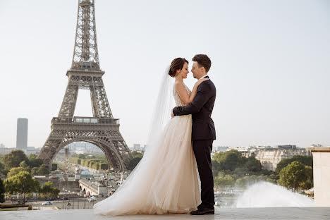 Fotografo di matrimoni Dimitri Finko (dimafinko). Foto del 28.10.2019