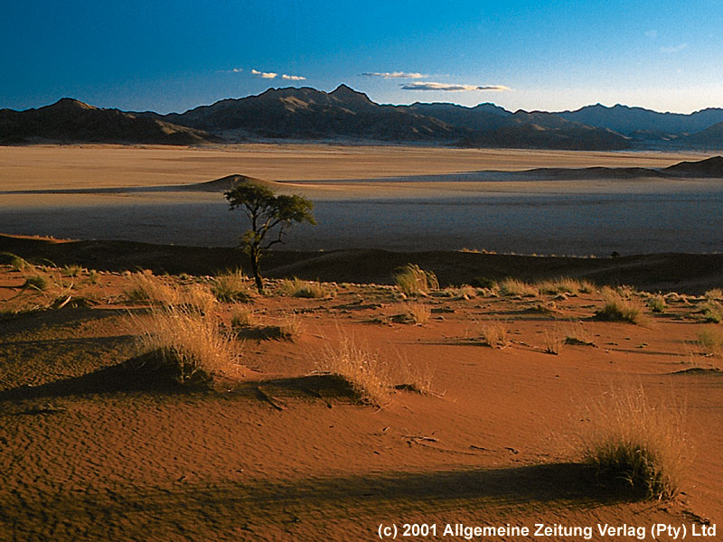 Photo: Swakop River