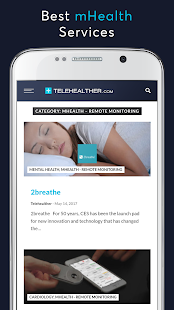 Telehealther- screenshot thumbnail