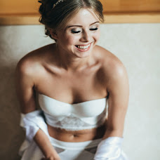 Wedding photographer Anna Kanina (kanna). Photo of 07.11.2017