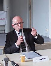 Photo: Pierre Laffite, directeur général du groupe Saint-Bénigne à Dijon