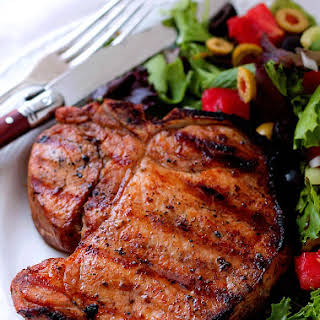 Grilled Pork Chop Marinade.