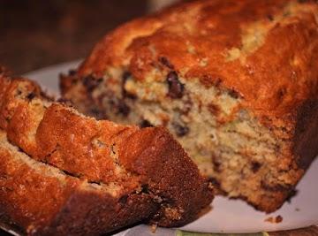 Peanut Butter Chocolate Chip Bread Recipe
