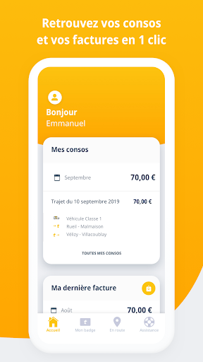 Ulys by VINCI Autoroutes screenshot 2
