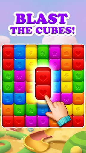 Toy Bomb: Blast & Match Toy Cubes Puzzle Game apkmartins screenshots 1