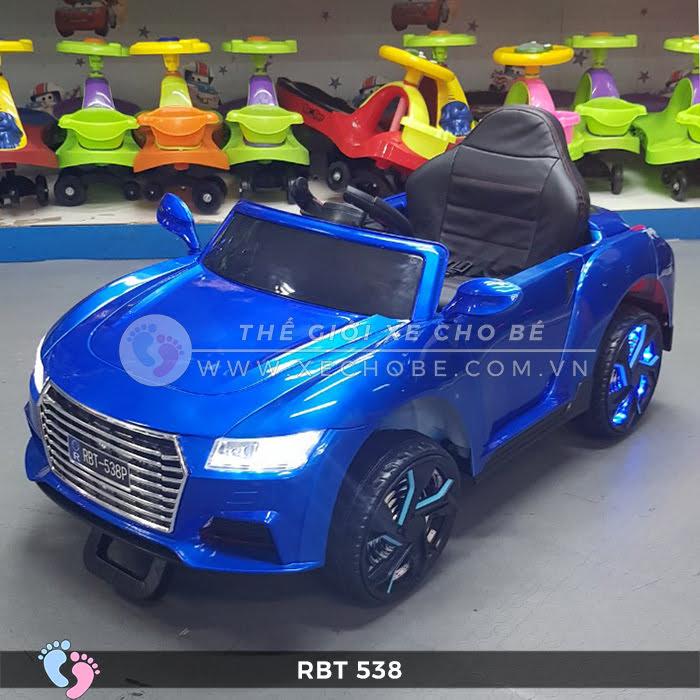 Xe hơi điện đồ chơi trẻ em RBT-538 4
