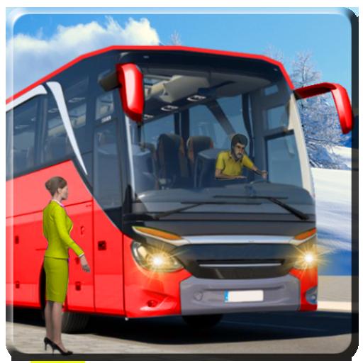Off road Tour Bus driving 3D simulator 2017