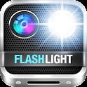 Flashlight LED icon