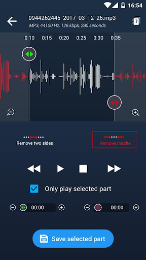 MP3 Cutter and Ringtone Maker 52 4