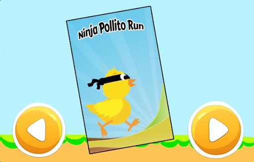 Ninja pollito run