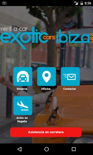 Exotic Ibiza Car rental