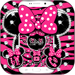 Pink Minnie Diamond Fashion Theme 1.1.2