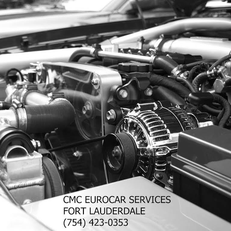 Cmc Euro Car Services Auto Repair Shop In Fort Lauderdale