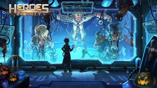 Heroes Infinity: Blade & Knight Online Offline RPG 1 21 15
