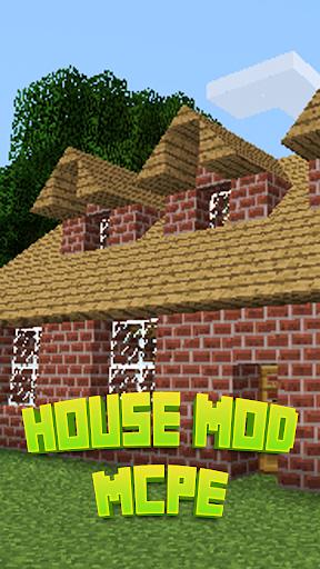 ハウスモッズについてMCPE`
