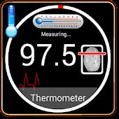 Thermometer Scanner Prank